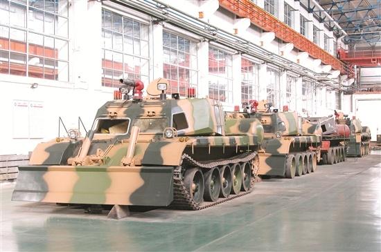 新起点 新一机——写在内蒙古第一机械集团股份有限公司揭牌之际