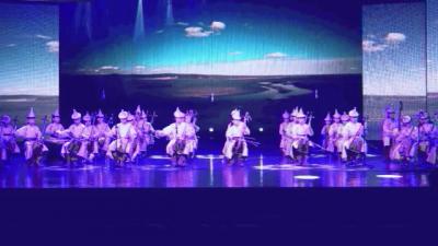 """包头日报""""安利杯•礼赞新中国 讴歌新时代""""短视频系列展播——蒙古族学校:醉人!马头琴演绎的深深思念"""
