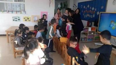 呼恒乌拉街社区联合党委、新时代文明实践站开展预防鼠疫科普宣传活动