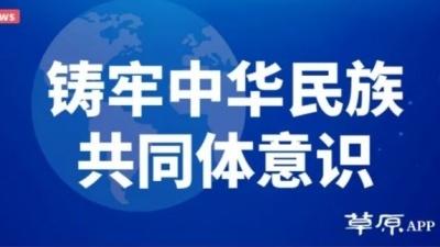 用家国情怀激荡磅礴动力—铸牢中华民族共同体意识系列评论之九(蒙语)